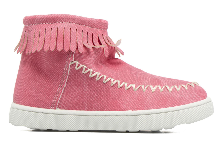 Bottines et boots Esprit JOJO FRINGY Rouge vue derrière