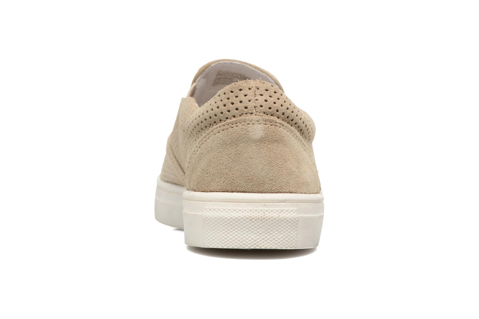 Trainers ASSO Llore Beige view from the right