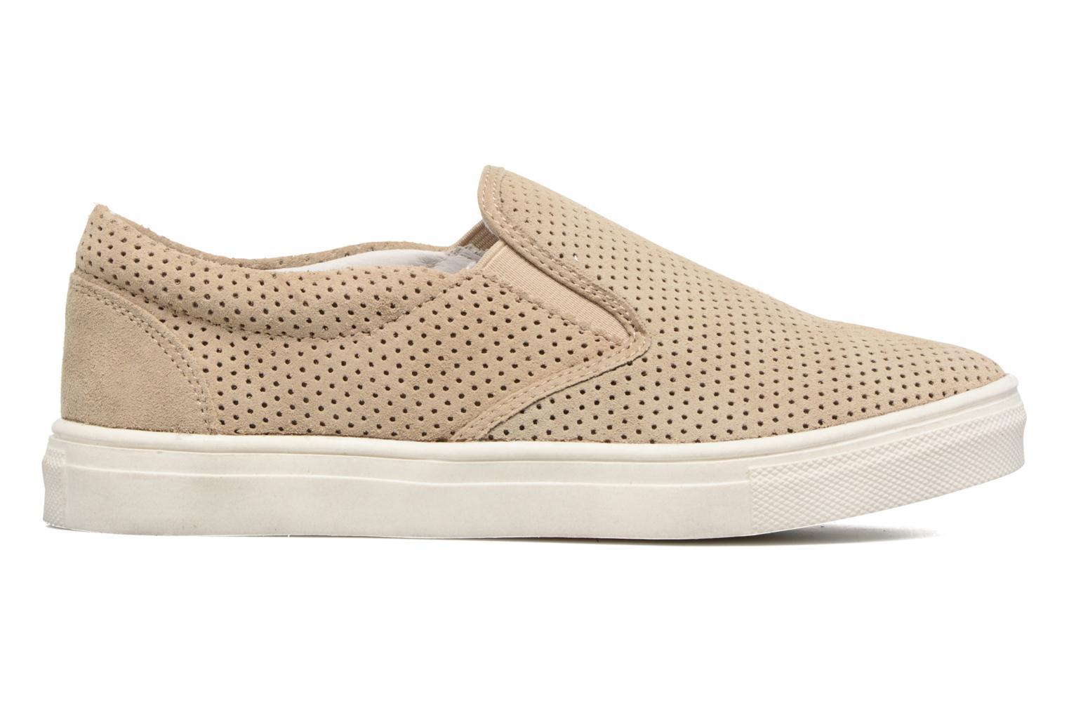 Trainers ASSO Llore Beige back view