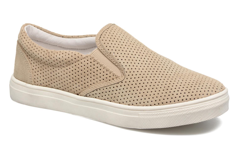 Sneakers ASSO Llore Beige detaljeret billede af skoene