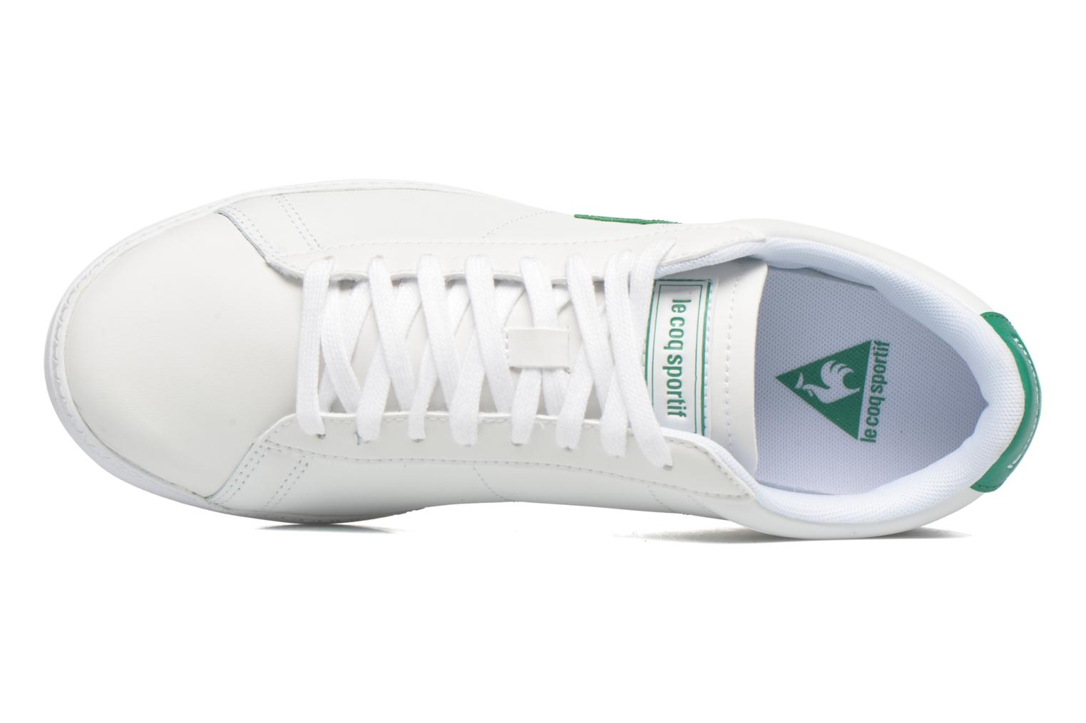 Courtset Lea Optical White/Vert Clair