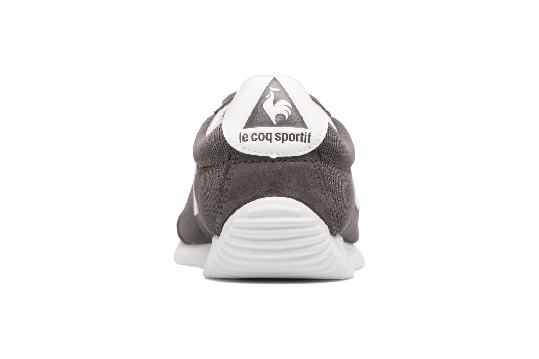 Baskets Le Coq Sportif Quartz Gum Gris vue droite