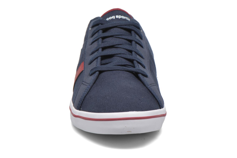 Sneakers Le Coq Sportif Aceone CVS Azzurro modello indossato