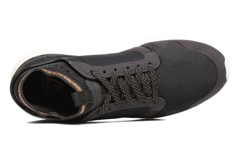 Baskets Le Coq Sportif Omicron W Metallic Noir vue gauche