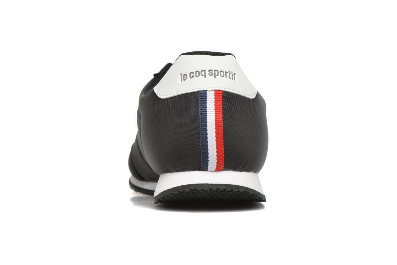 Baskets Le Coq Sportif Racerone Nylon Noir vue droite