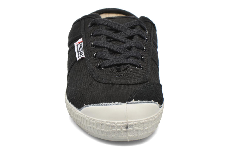 Chaussures à lacets Kawasaki Basic W Noir vue portées chaussures