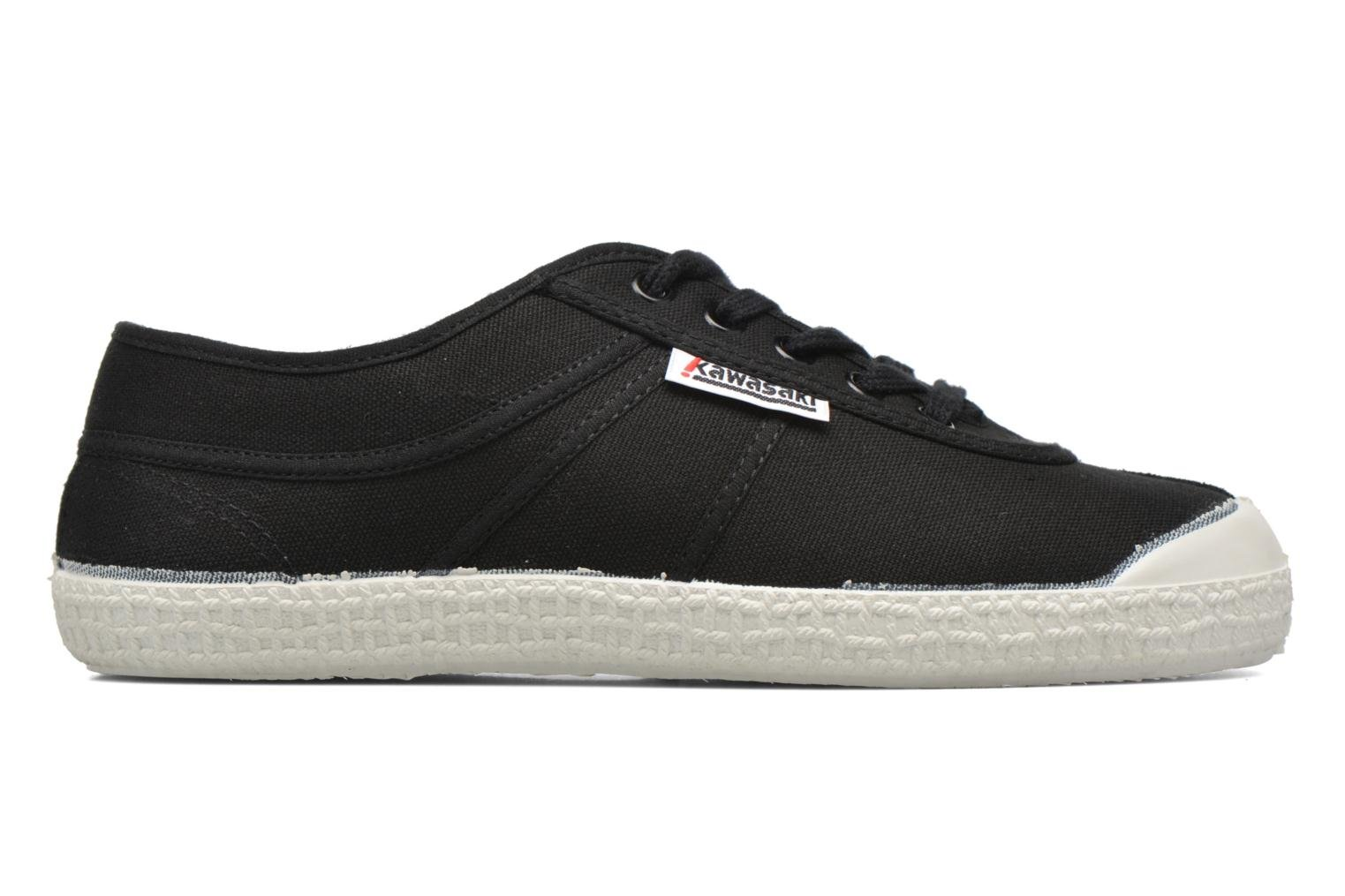 Basic W Black / white outsole