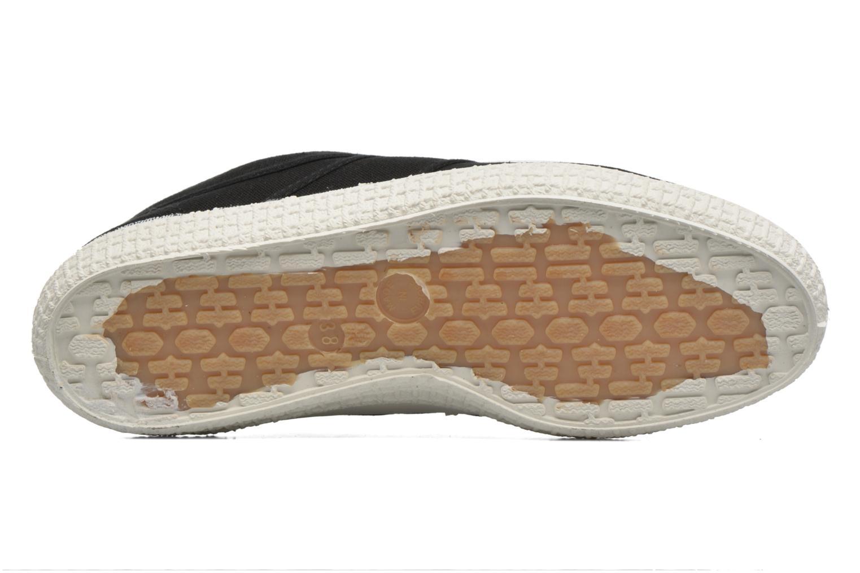 Chaussures à lacets Kawasaki Basic W Noir vue haut