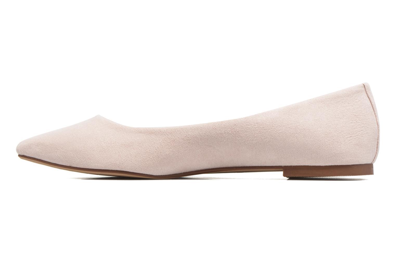 Ballet pumps I Love Shoes BLOWN Pink front view