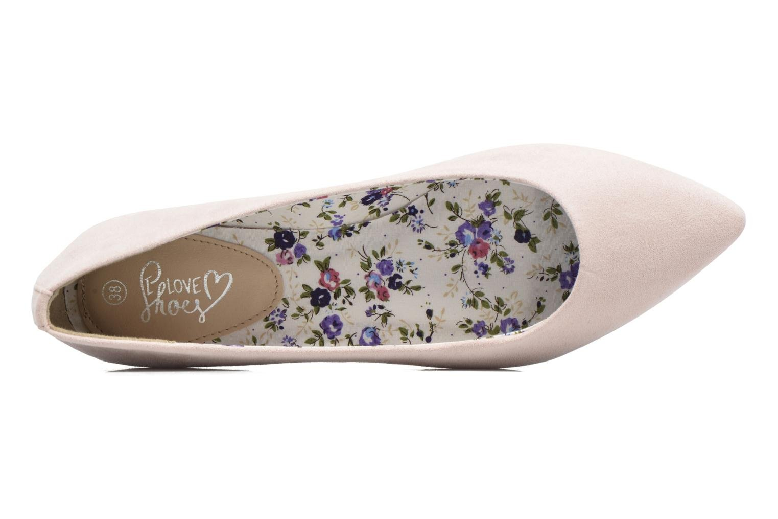 Ballerines I Love Shoes BLOWN Rose vue gauche