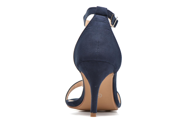 Sandalen I Love Shoes MCGARCIA blau ansicht von rechts