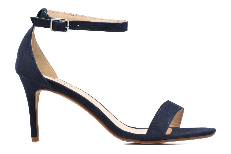 Sandalias I Love Shoes MCGARCIA Azul vistra trasera