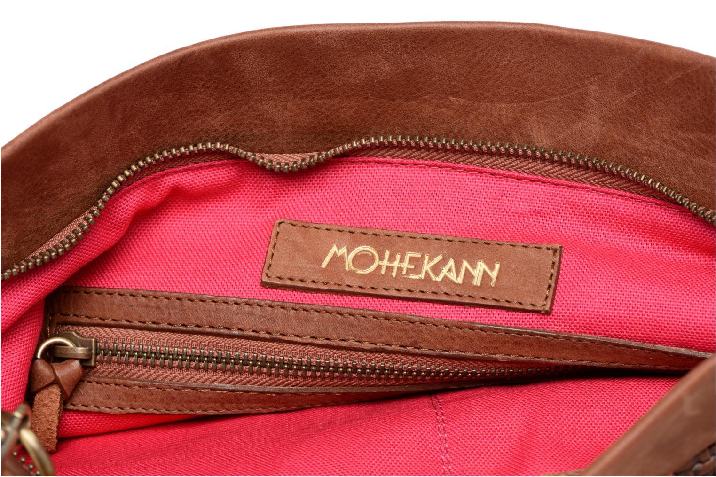 Sacs pochettes Mohekann XL Livingstone Marron vue derrière