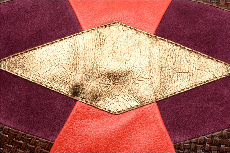 Sacs pochettes Mohekann XL Livingstone Marron vue gauche