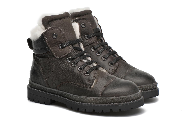 Bottines et boots Romagnoli Adolfo Gris vue 3/4
