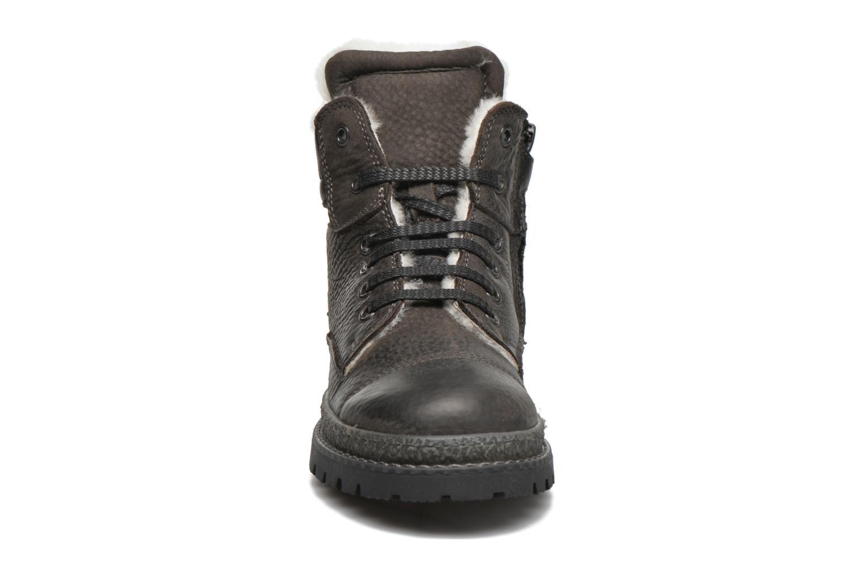 Bottines et boots Romagnoli Adolfo Gris vue portées chaussures