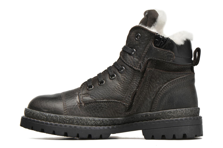Bottines et boots Romagnoli Adolfo Gris vue face