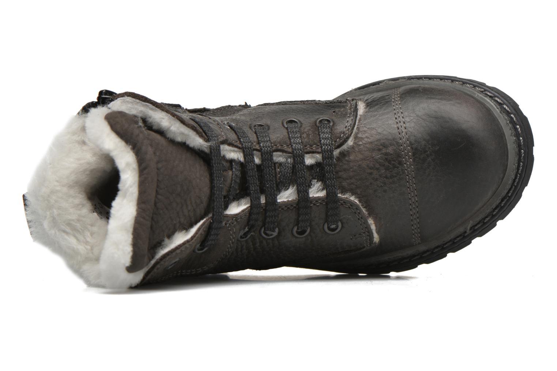 Bottines et boots Romagnoli Adolfo Gris vue gauche