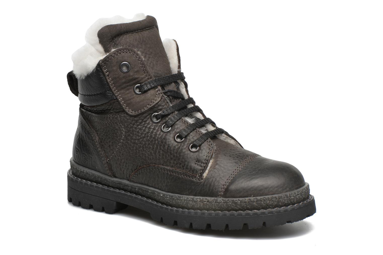 Bottines et boots Romagnoli Adolfo Gris vue détail/paire