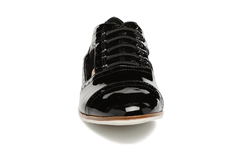 Lace-up shoes I Love Shoes BLEST Black model view