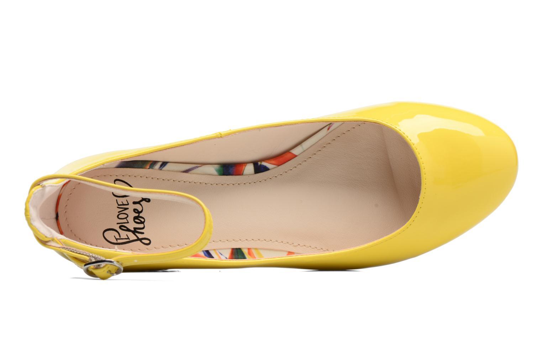 Ballerines I Love Shoes BLIJ Jaune vue gauche