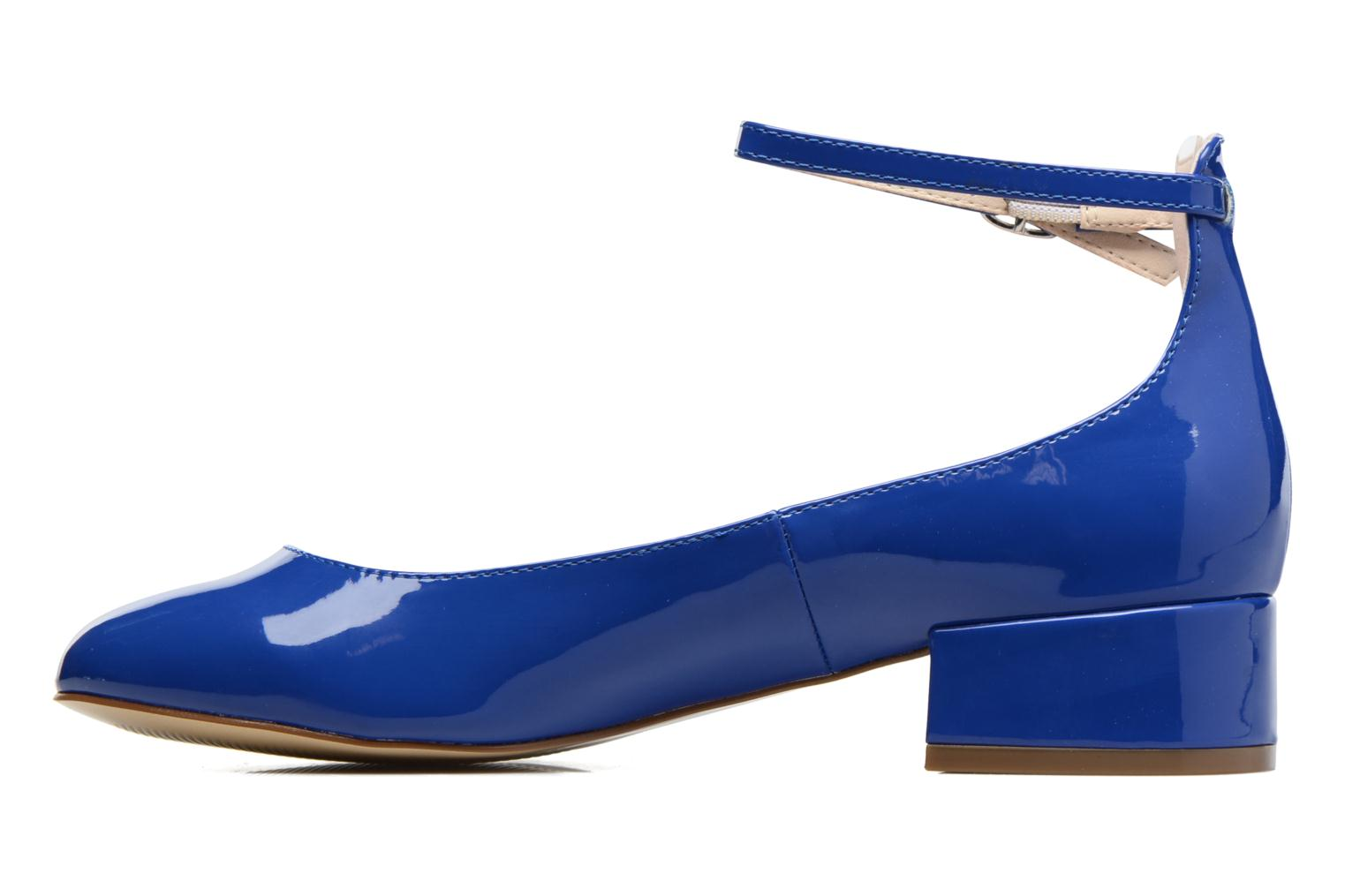 Ballet pumps I Love Shoes BLIJ Blue front view