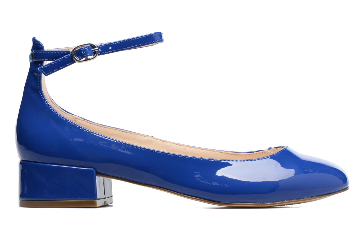 Ballet pumps I Love Shoes BLIJ Blue back view