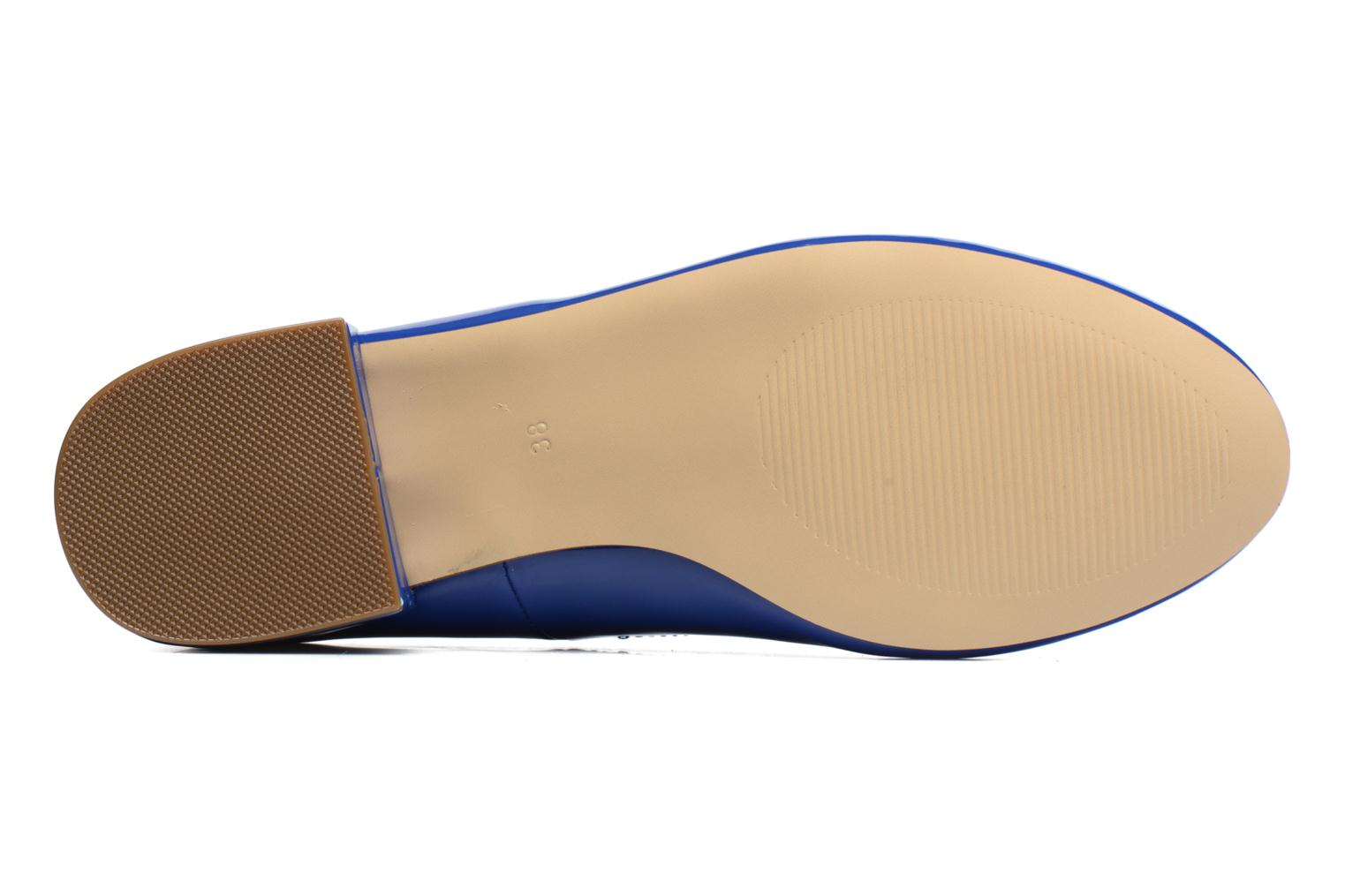 Ballet pumps I Love Shoes BLIJ Blue view from above