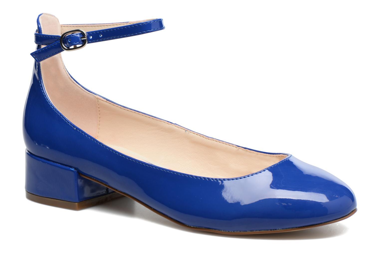 Ballerines I Love Shoes BLIJ Bleu vue détail/paire