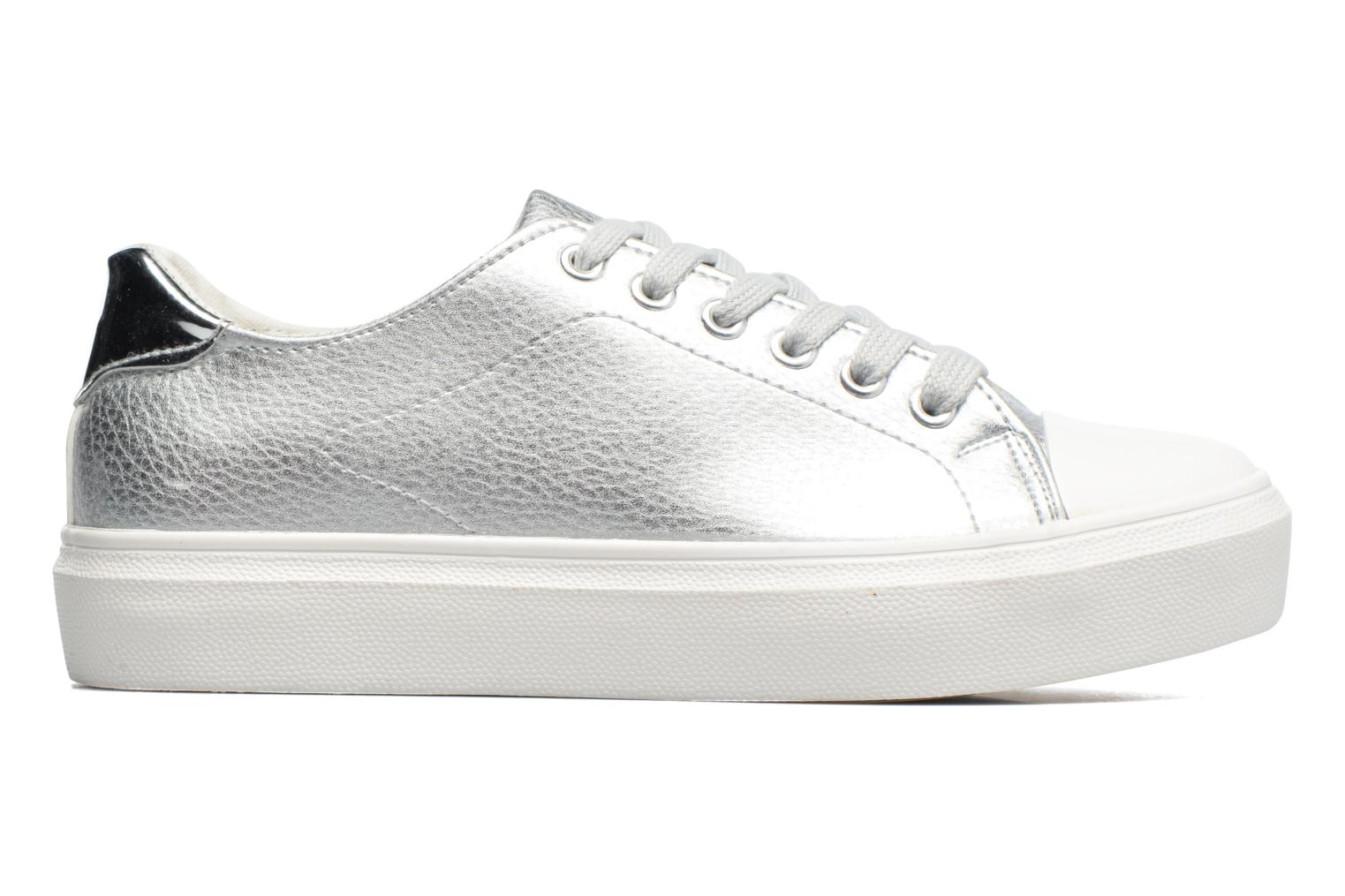 Trainers I Love Shoes BLIDE Silver back view