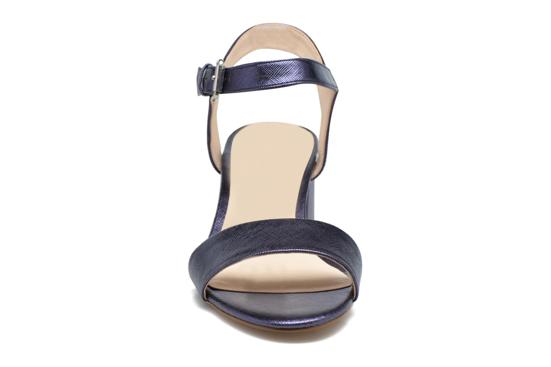 Sandales et nu-pieds I Love Shoes BLEUR Bleu vue portées chaussures