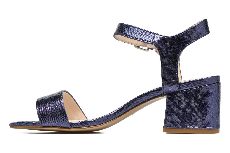 Sandales et nu-pieds I Love Shoes BLEUR Bleu vue face