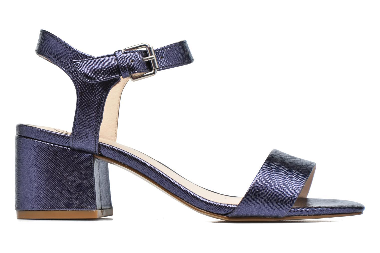 Sandales et nu-pieds I Love Shoes BLEUR Bleu vue derrière
