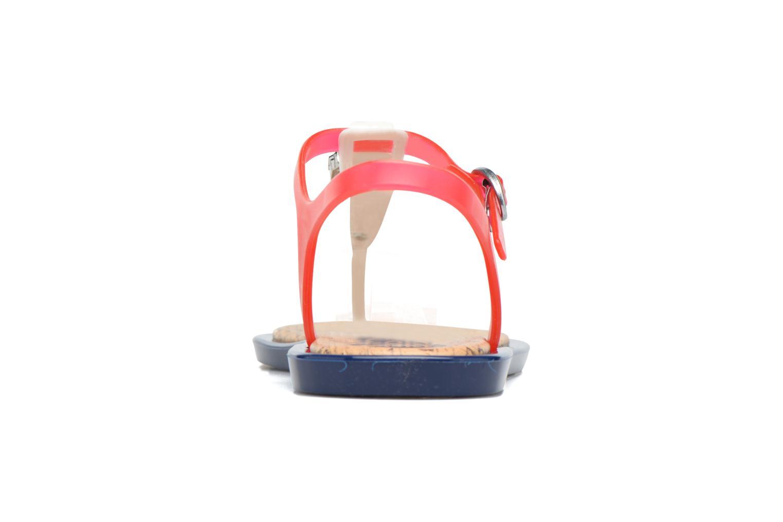 Sandales et nu-pieds Gioseppo Ochiba Bleu vue droite