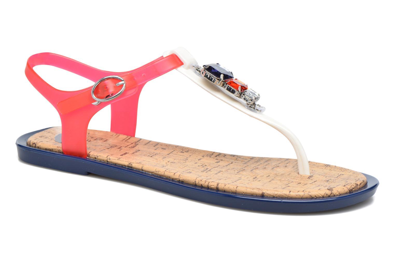 Sandales et nu-pieds Gioseppo Ochiba Bleu vue détail/paire