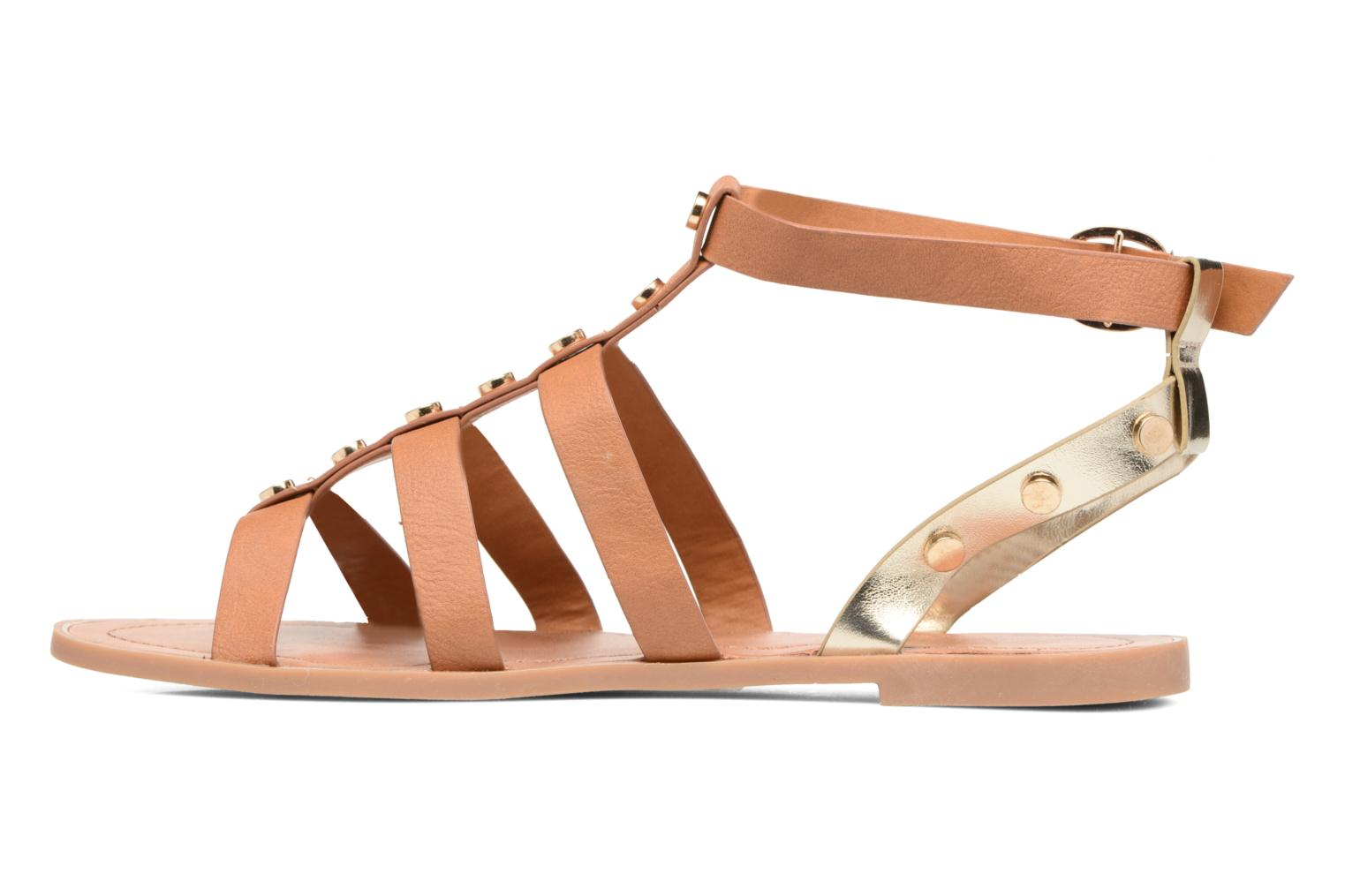 Sandalen I Love Shoes THEAHIGHT Bruin voorkant
