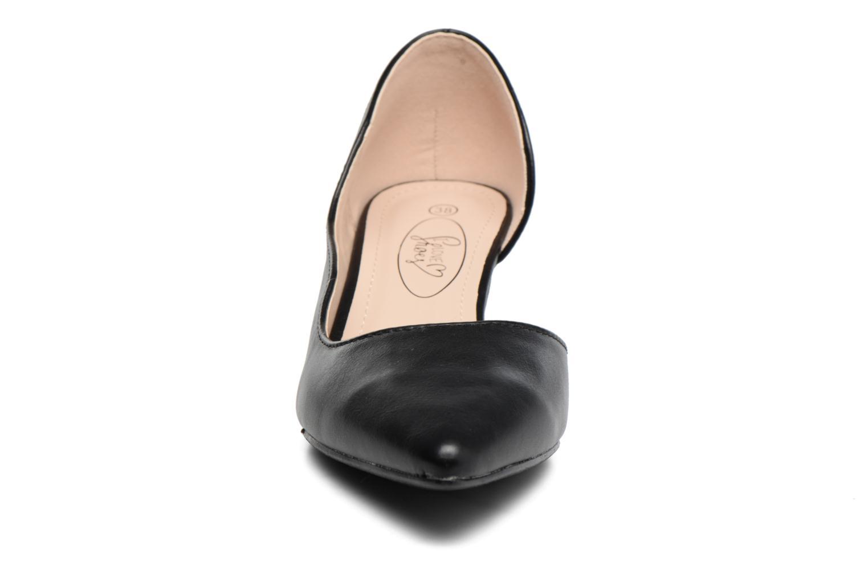 Escarpins I Love Shoes THETA Noir vue portées chaussures