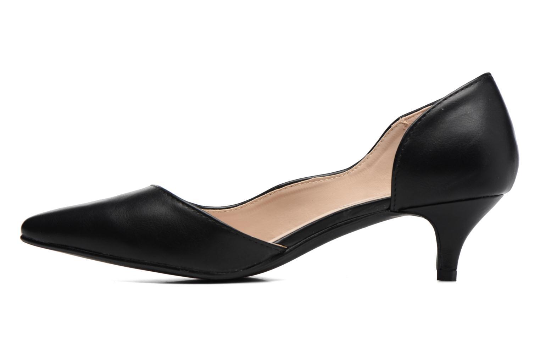 Escarpins I Love Shoes THETA Noir vue face
