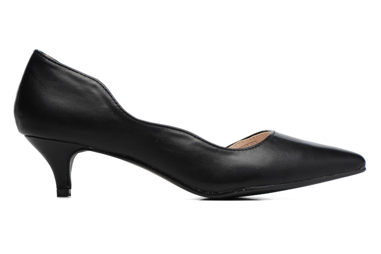 Escarpins I Love Shoes THETA Noir vue derrière