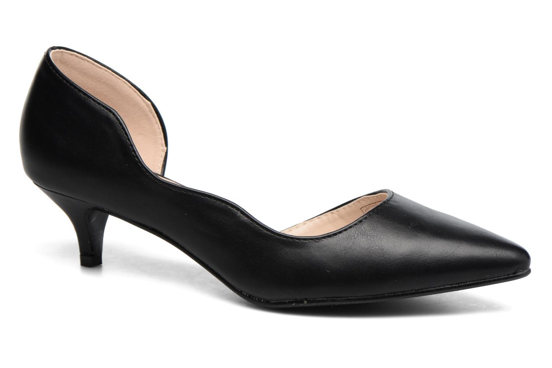 Escarpins I Love Shoes THETA Noir vue détail/paire