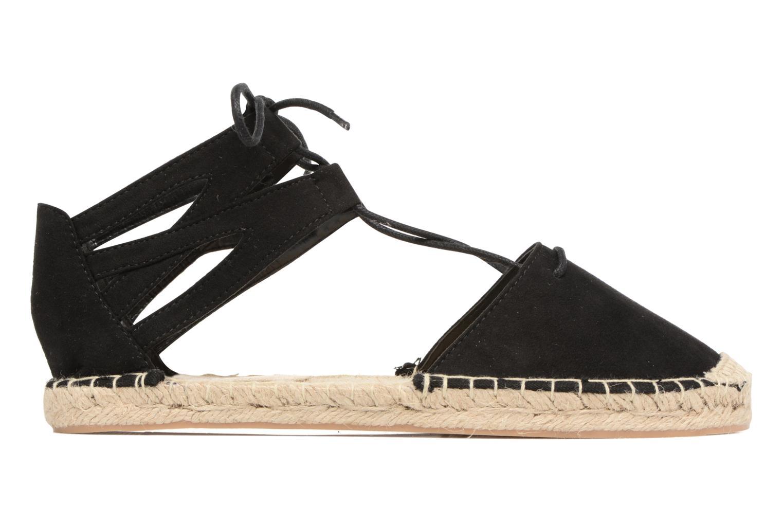 Espadrilles I Love Shoes THYADE Noir vue derrière
