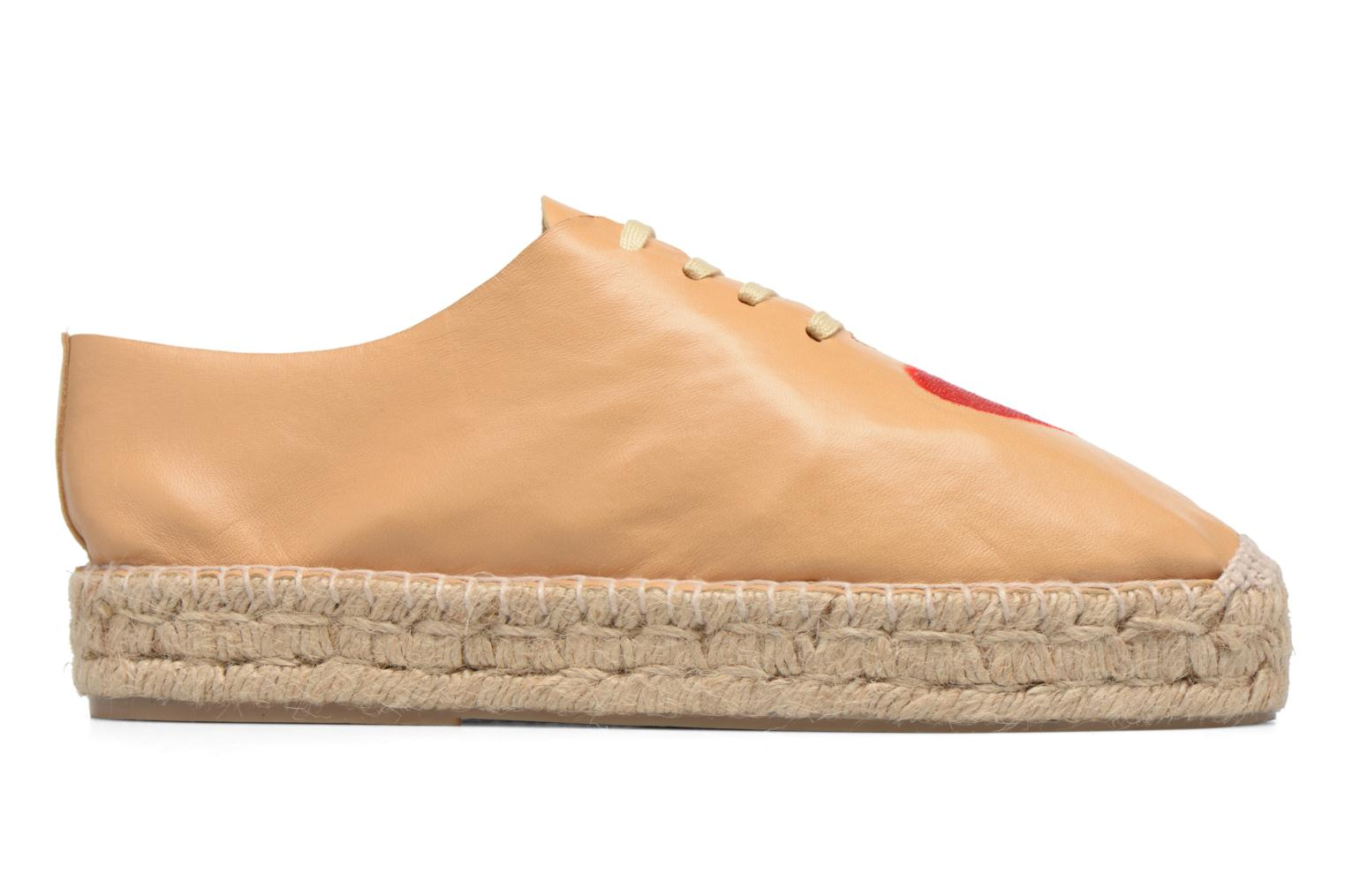 Espadrilles Apologie Adrienne Brown back view