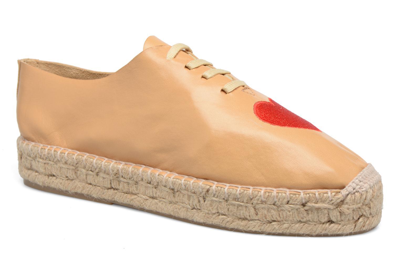 Zapatos promocionales Apologie Adrienne (Marrón) - Alpargatas   Cómodo y bien parecido