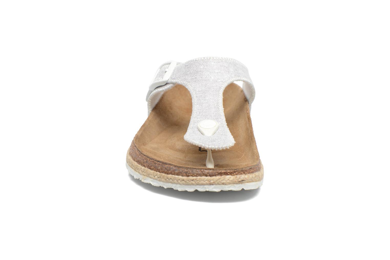 Mules et sabots Papillio Gizeh Gris vue portées chaussures