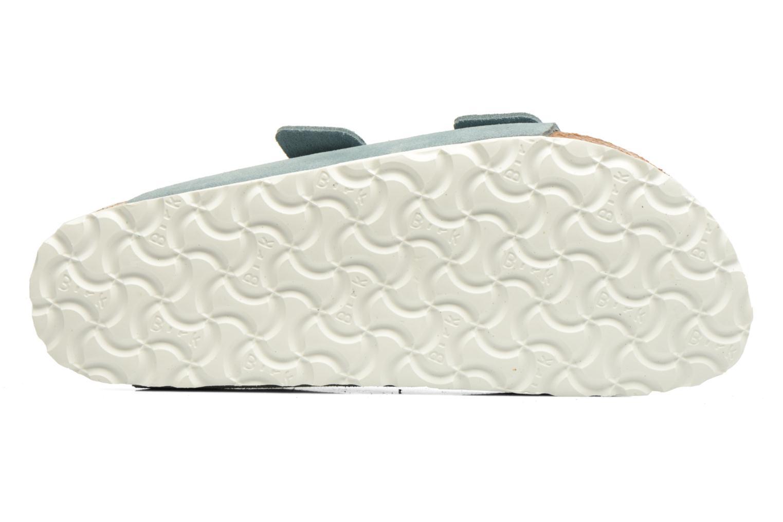 Arizona W (Smal model) Light Blue Soft Footbed