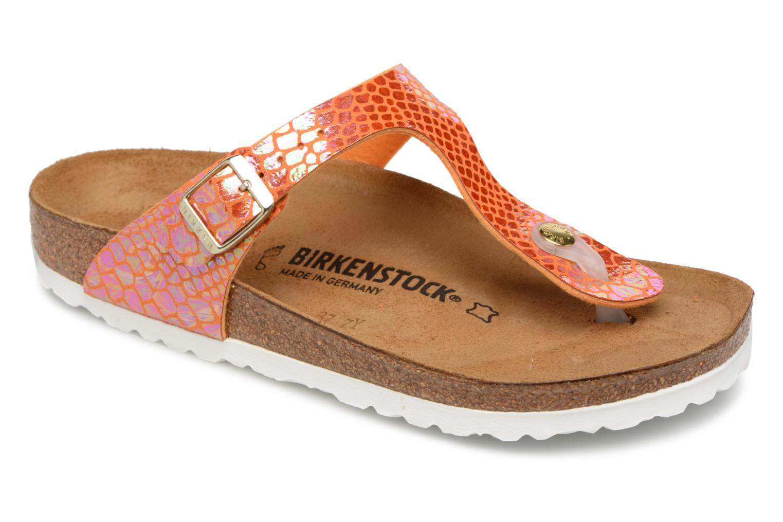 Zapatos promocionales Birkenstock Gizeh W (Naranja) - Sandalias   Los zapatos más populares para hombres y mujeres