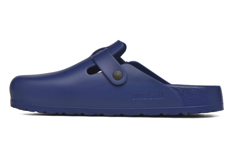 Sandales et nu-pieds Birkenstock Boston Eva Bleu vue face