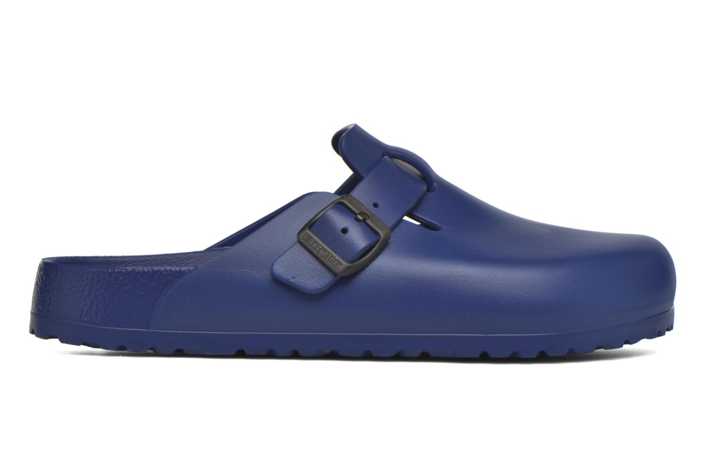 Sandales et nu-pieds Birkenstock Boston Eva Bleu vue derrière