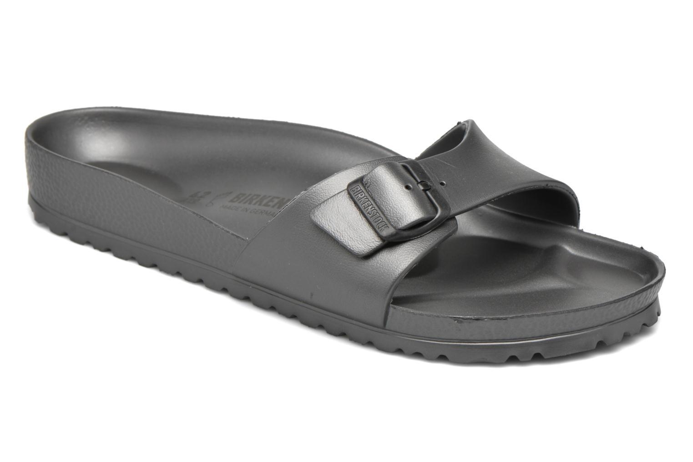 Sandales et nu-pieds Birkenstock Madrid Eva Gris vue détail/paire