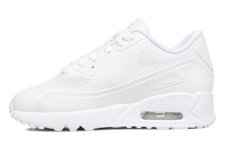 Nike Air Max 90 Ultra 2.0 (Ps) White/White-White-Pure Platinum